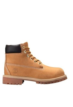 a17a1a37032de Timberland brown Timberland Youth 6-Inch Premium Waterproof Boots Wheat  Nubuck 8C742SH611A638GS_1