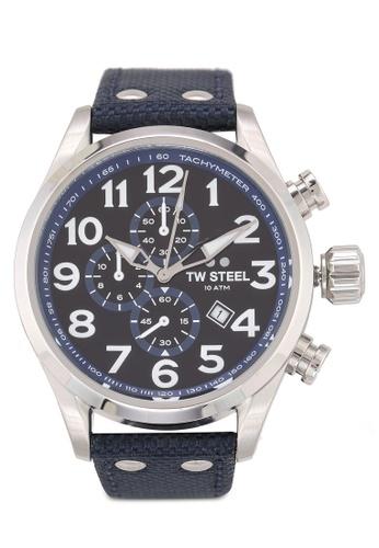 TW Steel blue Volante VS33 Watch 42C69AC7935599GS_1