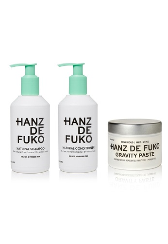 Hanz de Fuko Hanz de Fuko Hair Care and Gravity Paste HA369BE10OKNSG_1
