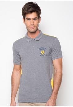 Two-Toned Polo Shirt