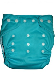 Cloth Diaper with 2 inserts