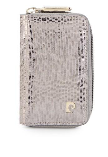 PIERRE CARDIN silver Pierre Cardin Akina Col. 01 Key Case - Silver C0AF9AC12867EAGS_1