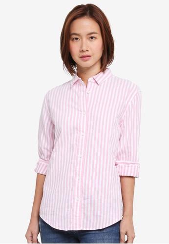 48020d80c69cb0 Calvin Klein multi A-Wilba Oxford Shirt - Calvin Klein Jeans  439C9AAF21CDEBGS 1