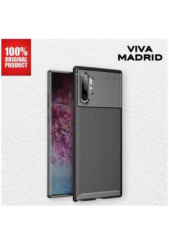 Viva Madrid black Casing Samsung Note 10 Plus Vanguard Shield Viva Madrid - Carbon C10CCES2057C37GS_1