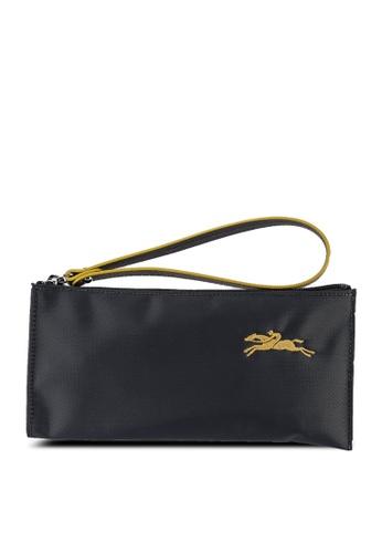 Longchamp black Le Pliage Club Pouch (zt) B6CE9AC9DE1D9EGS_1