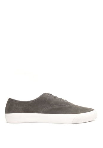 Kenneth Cole New York grey TOOR SNEAKER - Low Top Sneaker A29E2SHA53BC63GS_1