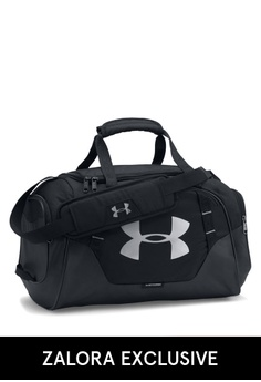 99c929f363 Under Armour black UA Undeniable Duffel 3.0 Bag UN337AC26VGZMY 1