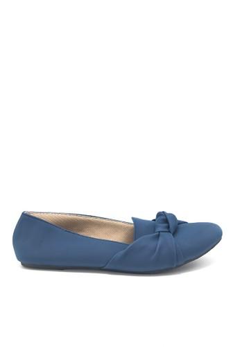 Ballerina Flats navy Dre Navy Blue BA617SH45JDQID_1