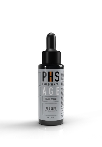 PHS HAIRSCIENCE [For Aging Scalp/Grey Hair] AGE-Defying Serum 50ml B5106BEAA31757GS_1