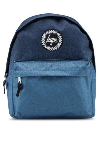 Just Hype blue Ocean Fade Backpack EC4B9AC17B4348GS_1