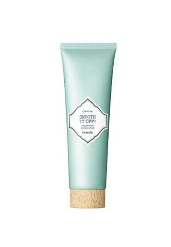 Benefit white Benefit Smooth it off! Cleansing Exfoliator 11537BEDA6BA92GS_1