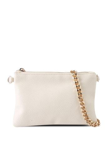 Billini white Miami Shoulder Bag 264DAAC43349D5GS_1