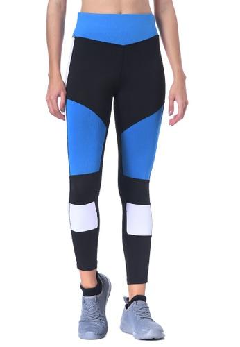 RedCheri blue Stride leggings (Blue) 1D933AA456FD01GS_1