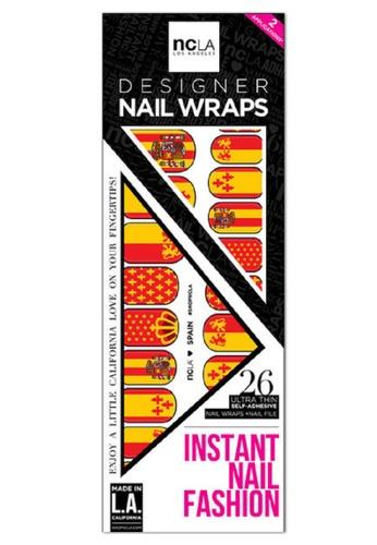NCLA NCLA Nail Wrap Spain NC633BE64EGXSG_1
