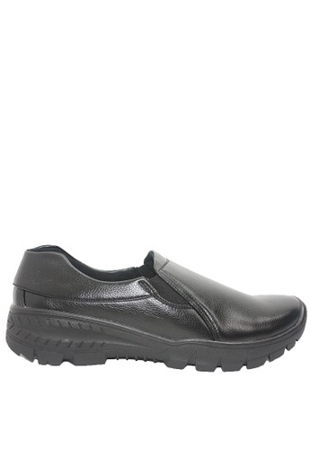 Dr. Kevin black Dr. Kevin Men Casual Shoes 13354 - Black 76A3ESH4B4B33FGS_1