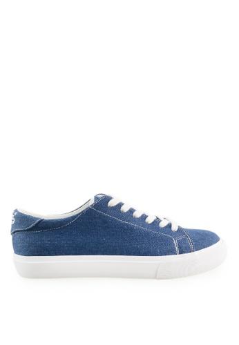 Footspot blue UCLA - Lace-up Sneakers 9837DSH0721D80GS_1