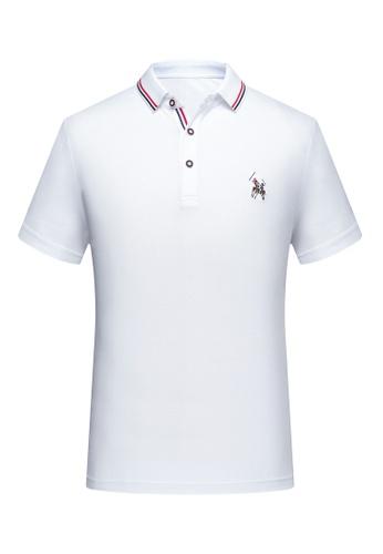 HAPPY FRIDAYS Simple Casual POLO Shirt 6021 22E13AAC7FBF61GS_1