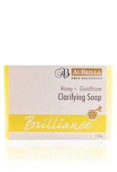 Brilliance Honey Glutathione Clarifying Soap