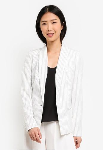 46aadea5f0f9fa Buy Vero Moda Helena Maya LS Blazer Online on ZALORA Singapore