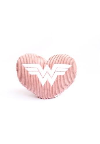 DC Comics Wonder Woman Corduroy Cushion 7165AHLC721B6AGS_1