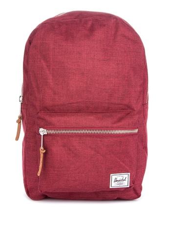 Herschel red Settlement Mid Backpack E0BC4ACAA7C0FCGS_1