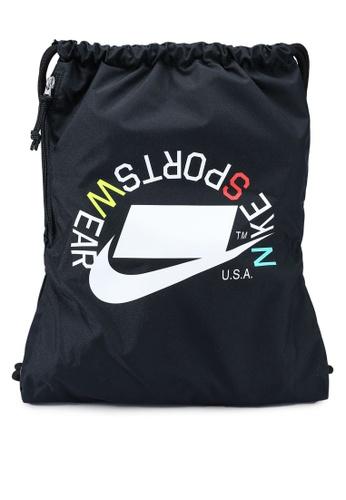 Nike black Nike Heritage Bag 3C4F7AC3D562D9GS 1 743ea68d73