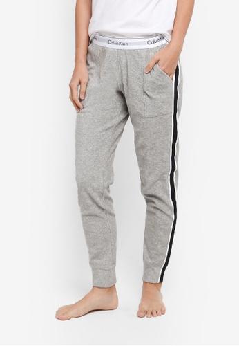 Calvin Klein grey Jogger Pants - Calvin Klein Underwear B785AAA857ACE9GS_1