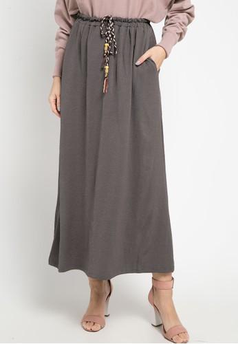 Imperial grey Lou Skirt 1D48BAA71FCF2BGS_1