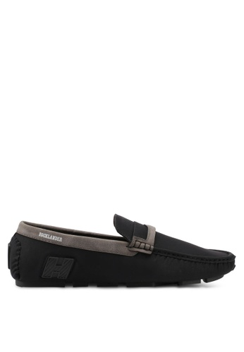 Rocklander black Rocklander Loafer Shoes 5D55FSH980BEE3GS_1