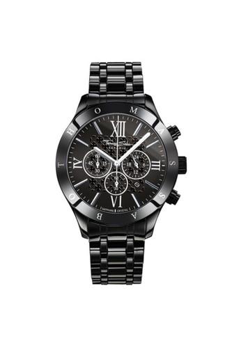 Thomas Sabo black Men'S Watch Rebel Ceramic 0B35DAC4370566GS_1