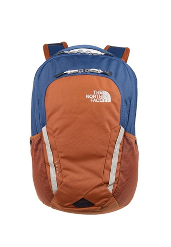 The North Face blue TNF VAULT SHADY BLU/GINGERREAD BRN 39FD9AC875E224GS_1