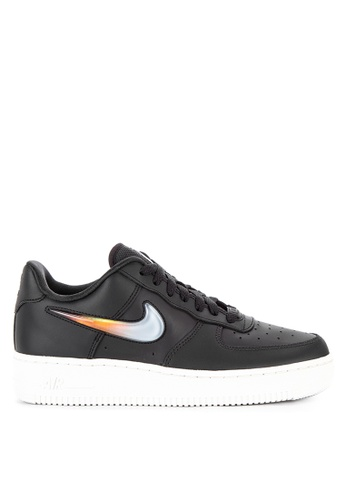 huge selection of a6d61 858ae Nike grey Nike Air Force 1  07 SE Premium Shoes 59D29SH2805419GS 1