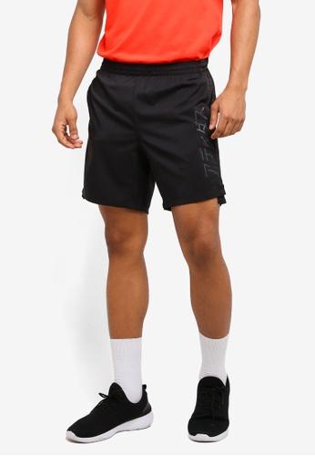 adidas black adidas tko short m AD372AA0SUJ7MY_1
