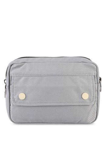 Bagstationz grey Multipurpose Pouch 6BD51ACBDDE389GS_1