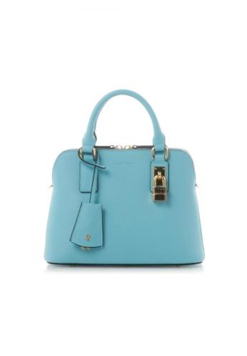 Samantha Thavasa blue Samantha Thavasa Hiking Flower Lady Mine Bag 6DE2EACD2BE7B4GS_1