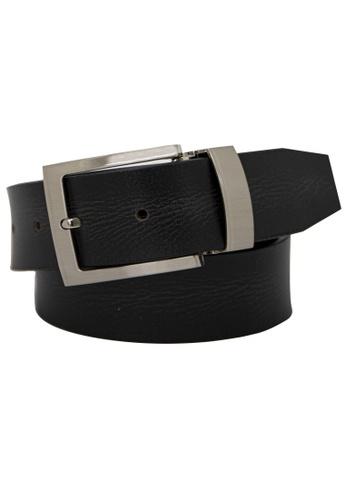 Buckle black Morocco Leather Belt 449D6AC3C1664BGS_1