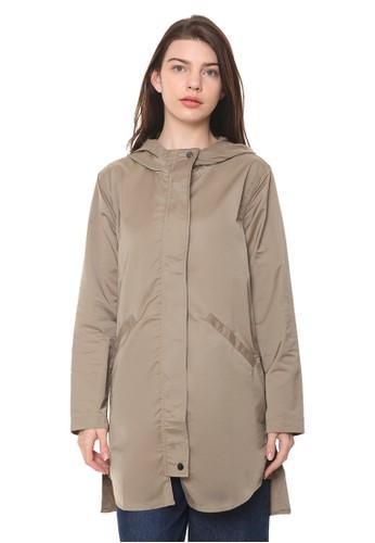 d68d60361 Jual et cetera Nylon Parka Jacket Original
