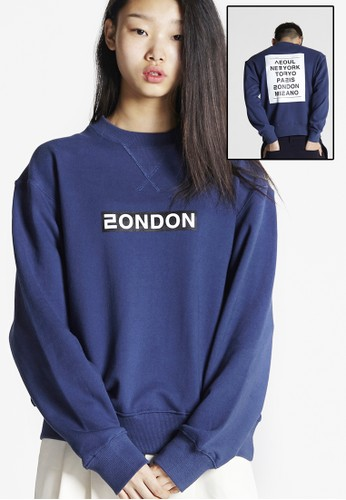 Love City London 長袖衫、 服飾、 外套nohantLoveCityLondon長袖衫最新折價