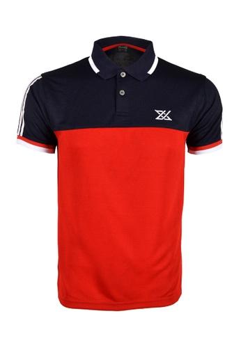 Cheetah CTH unlimited Short Sleeve Polo Shirts - CU-7956 51B7FAAD48B2C5GS_1