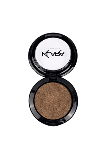 KLARA COSMETICS brown Shimmer Eyeshadow #4 - Copper Brown BE352BE32AA3ECGS_1