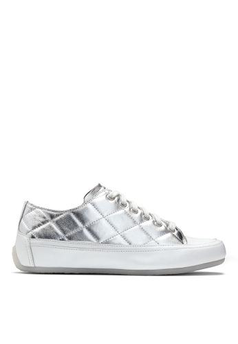 Vionic silver Edie Casual Sneaker 008C3SH1352522GS_1