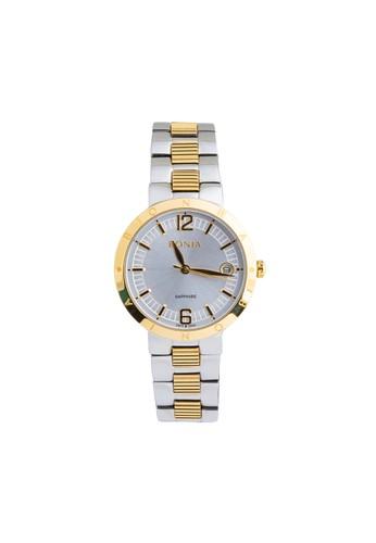 BONIA gold and silver Bonia Premium - BP10344-2115 - Jam Tangan Wanita BA5B3ACD2E0981GS_1