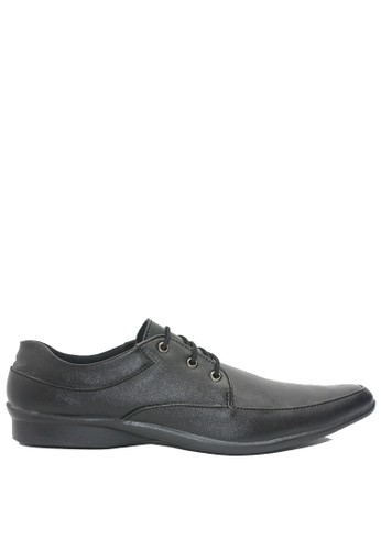 Dr. Kevin black Dr. Kevin Men Dress & Bussiness Formal Shoes 13356 - Black 84271SHB312F99GS_1