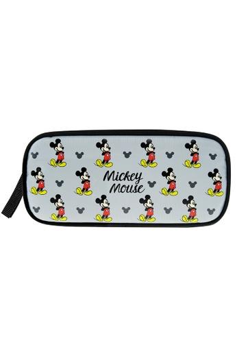 Disney Mickey Disney Mickey Mouse Square Pencil Bag 0ABB1KC7DCF38EGS_1