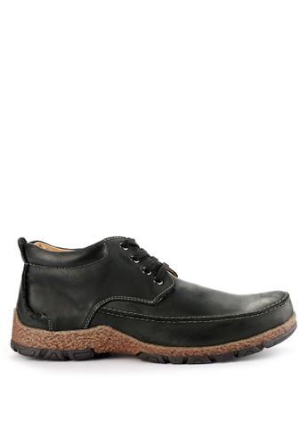 Andre Valentino black Mens Shoes 40012Za E6B78SHEECAEBAGS_1