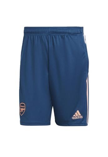 ADIDAS blue adidas Arsenal Shorts 25353AA9B70F52GS_1