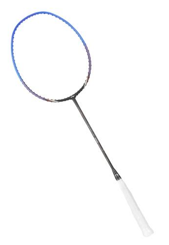 Li-Ning grey and blue LI-NING WIND LITE 800 RACQUET 17AFFSEC860260GS_1