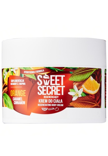 Sweet Secret Sweet secret Orange Cinnamon Caramel Regenerating Body Cream 7AAE2BEC643BC1GS_1