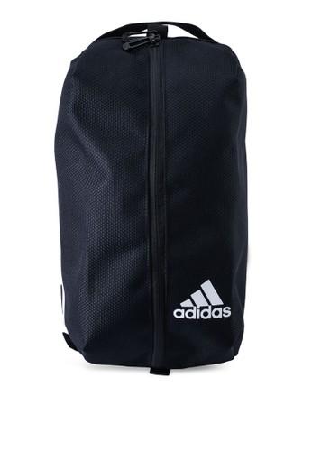 ADIDAS black endurance packing system shoe bag 9D28CAC84C35D7GS_1