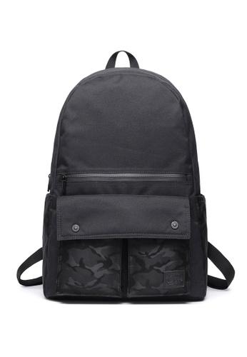 The Dude black Urbanist Backpack TH373AC28JVVHK_1
